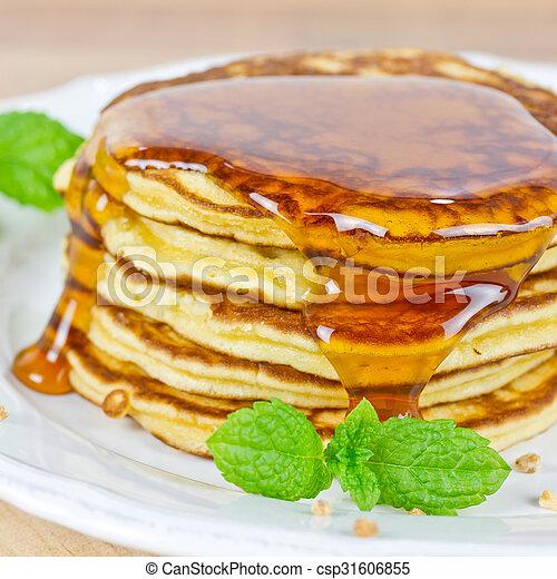 pancakes - csp31606855