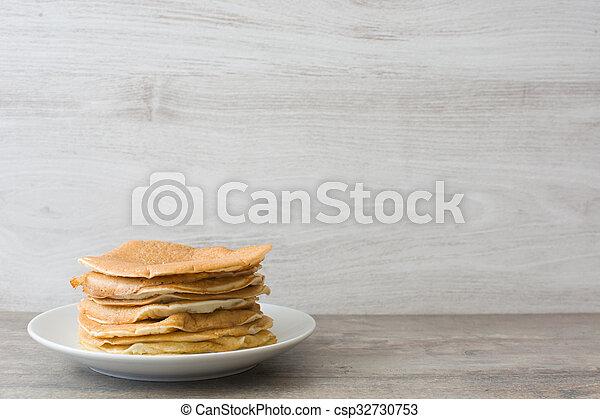 Pancakes - csp32730753