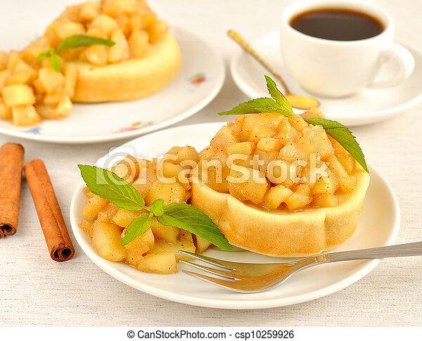 Pancakes - csp10259926