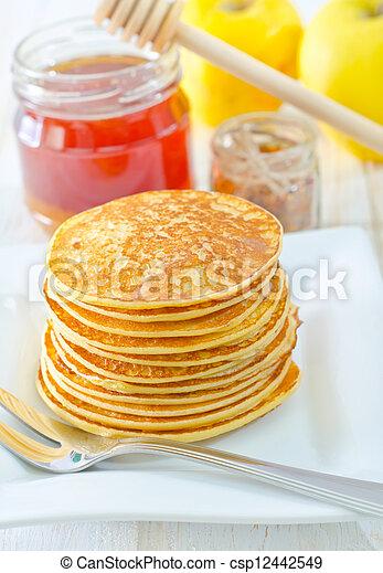pancakes - csp12442549