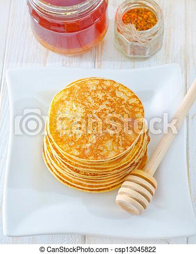 pancakes - csp13045822