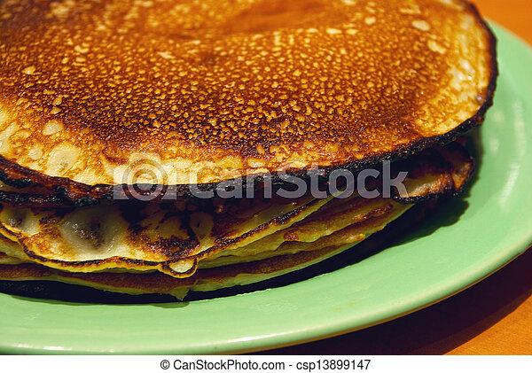pancakes - csp13899147
