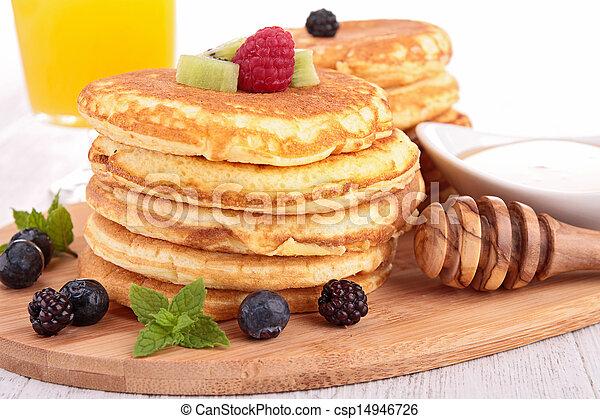 pancakes - csp14946726