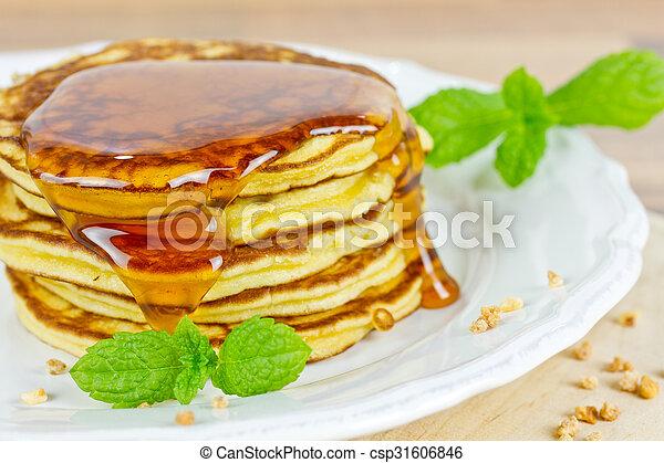 pancakes - csp31606846