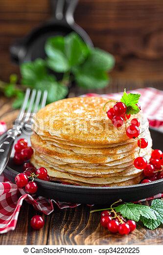 pancakes - csp34220225