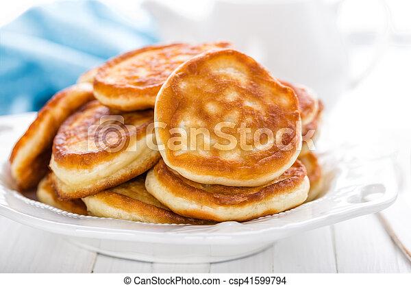 pancakes - csp41599794
