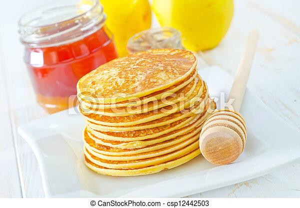pancakes - csp12442503