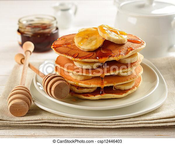 Pancakes - csp12446403