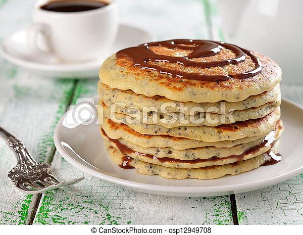 Pancakes - csp12949708