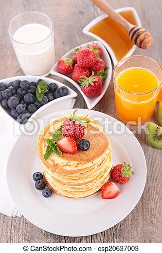 pancakes - csp20637003