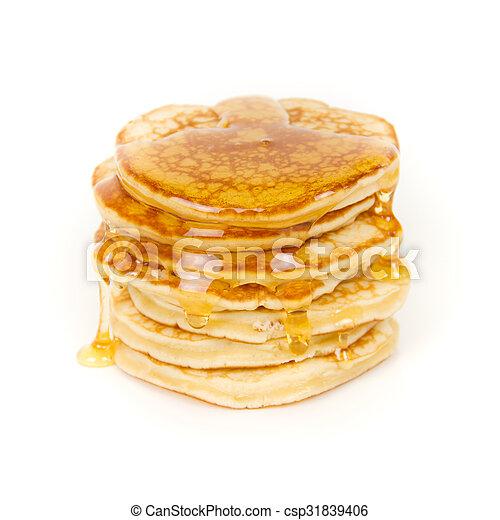 pancakes - csp31839406