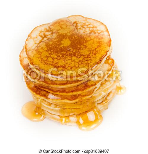 pancakes - csp31839407