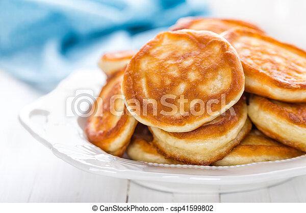 pancakes - csp41599802