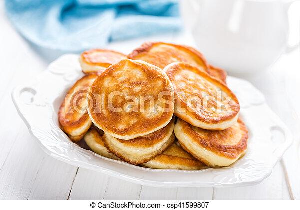 pancakes - csp41599807
