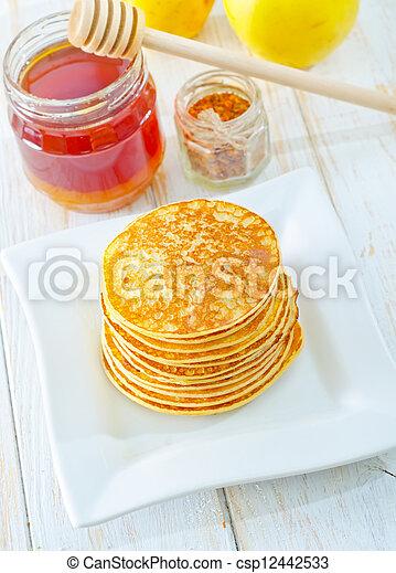 pancakes - csp12442533
