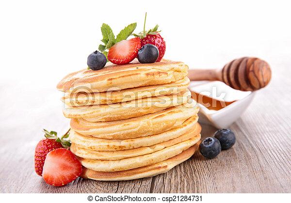pancakes - csp21284731