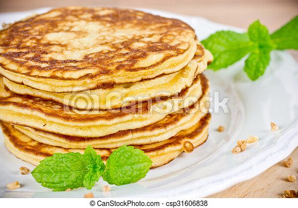 pancakes - csp31606838