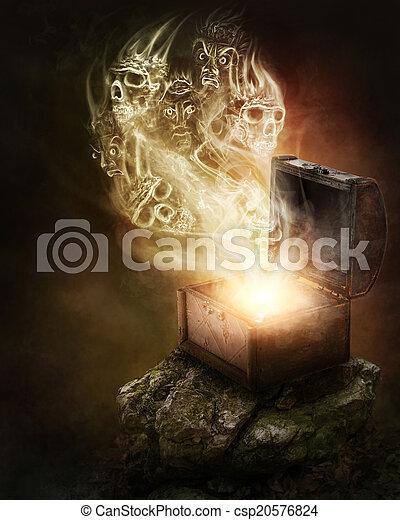 Pandoras box - csp20576824