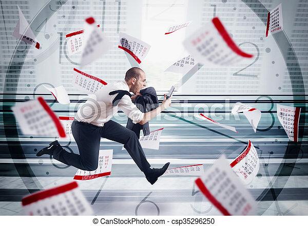 Panic deadlines - csp35296250