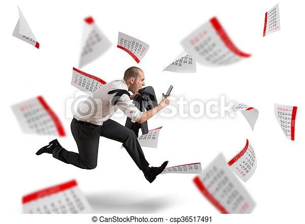 Panic deadlines - csp36517491