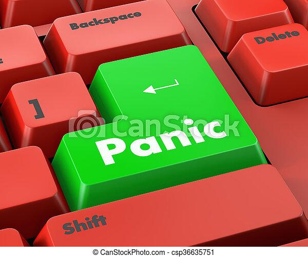 panik - csp36635751