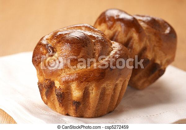 panini dolci, due - csp5272459