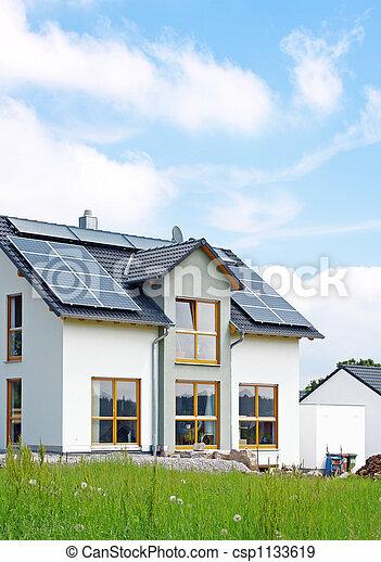pannelli, solare - csp1133619