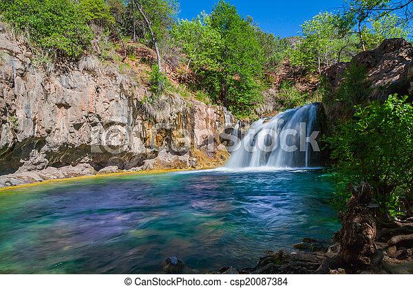 panorâmico, cachoeira - csp20087384