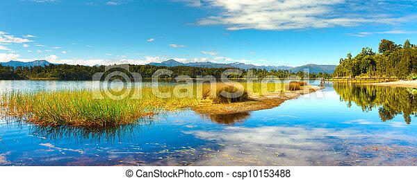panorama, lac - csp10153488
