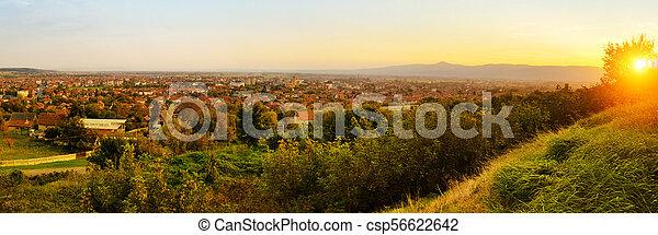 Panorama of Paracin - csp56622642