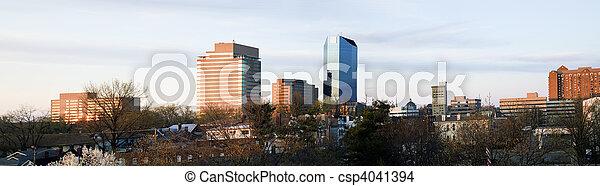 Panoramic Lexington - csp4041394
