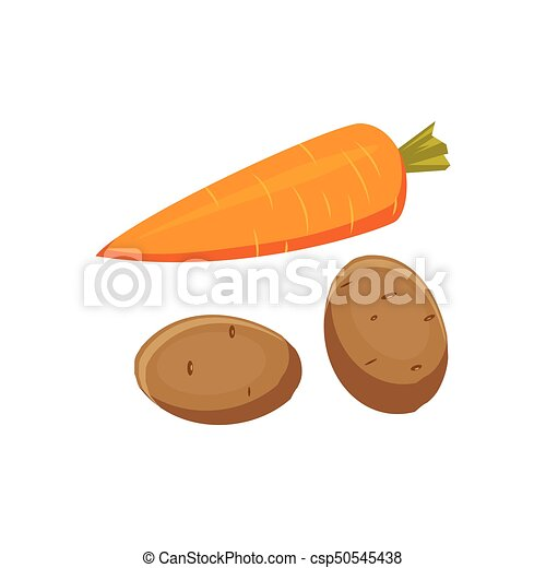 Toda Una Zanahoria Cruda Y Vegetales De Patata Estilo De Dibujos Animados Todo Zanahoria Cruda Y Vegetales De Patata Canstock Una taza de lentejas … dos zanahorias rayadas …. zanahoria cruda y vegetales de patata