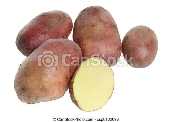 Patatas - csp6102096