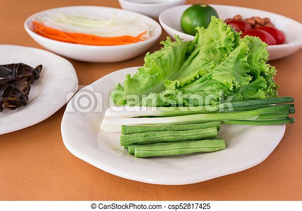 Papaya Salad - csp52817425