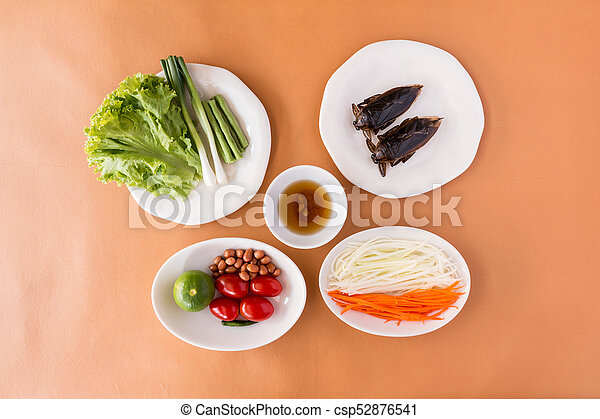 Papaya Salad - csp52876541