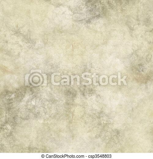 papel, antigas, ou, pergaminho - csp3548803