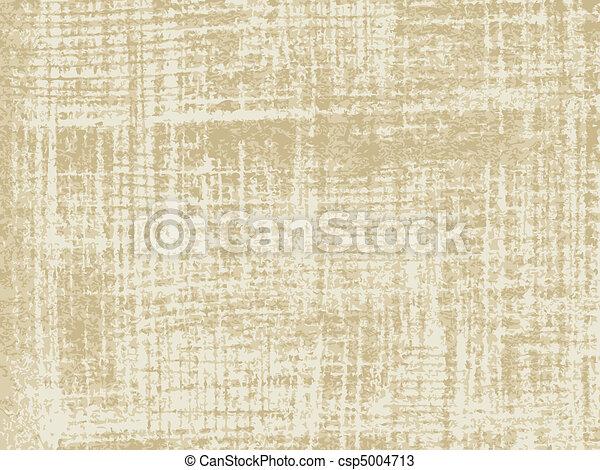 papel, antigas, textura - csp5004713