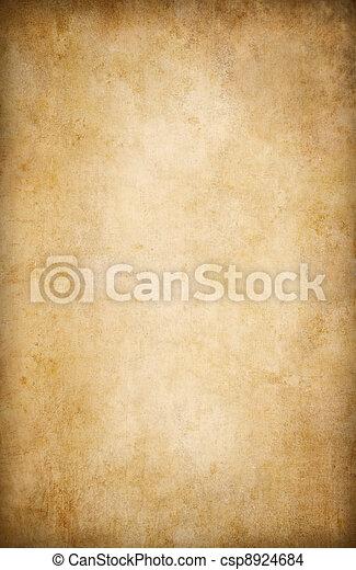 Fondo de papel grunge - csp8924684