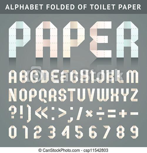 servicio de doblado de papel