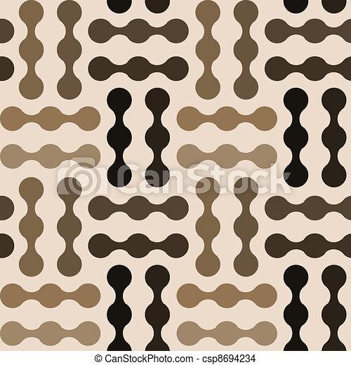 Papel tapiz sin costura - csp8694234