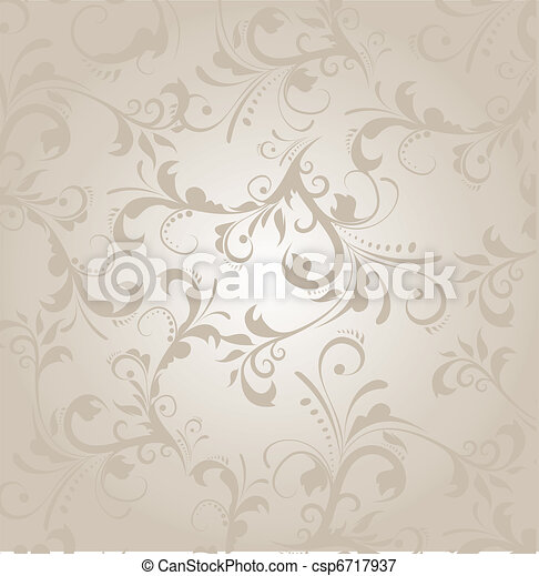 Papel tapiz sin costura - csp6717937