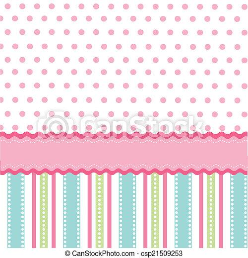 Patrón sin costura, papel tapiz - csp21509253