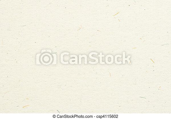 papel, textura - csp4115602