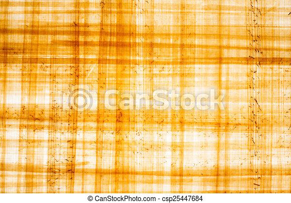 Papel de papiro - csp25447684