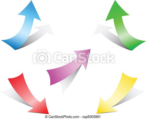 paper arrows - csp5003991