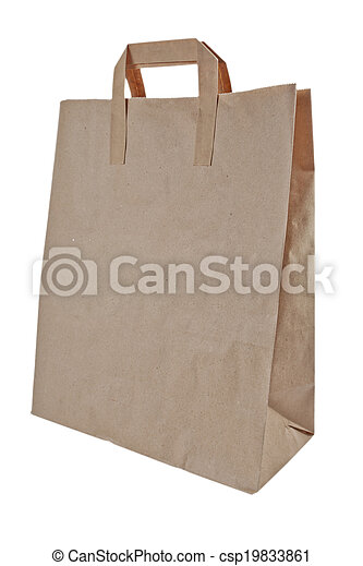 paper bag - csp19833861