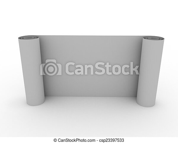 paper blank scroll stock photos - search photographs and clip art, Powerpoint templates