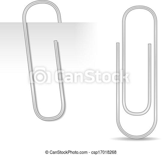 Paper Clip - csp17018268