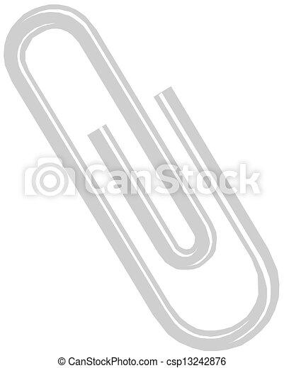Paper clip - csp13242876