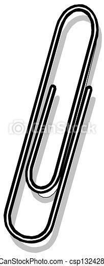 Paper clip - csp13242879